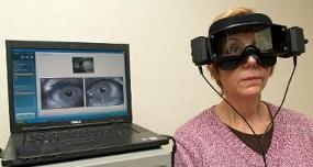 Videonistagmoscopia